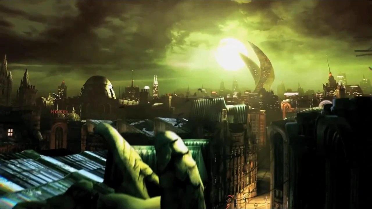 Devil May Cry Wallpaper Hd Limbo City Devil May Cry Wiki Fandom Powered By Wikia