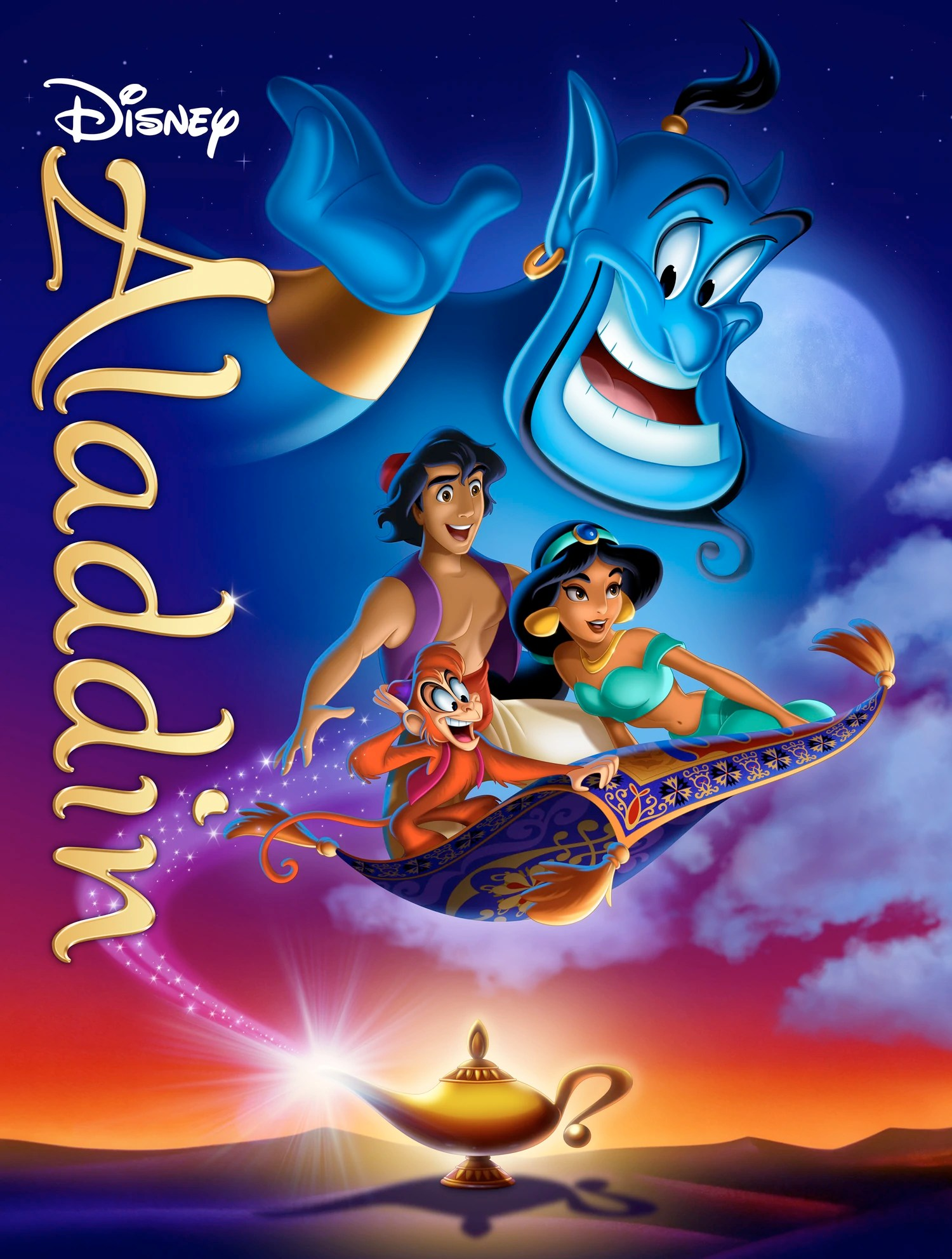 Alfombra Pinocchio Image Aladdin Digital Copy Official Jpg Disney Wiki
