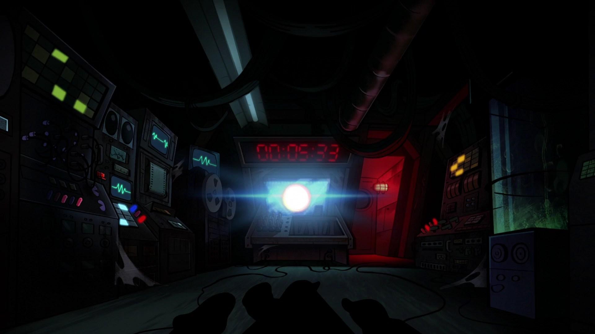 Gravity Falls Mystery Shack Wallpaper Underground Laboratory Disney Wiki Fandom Powered By Wikia