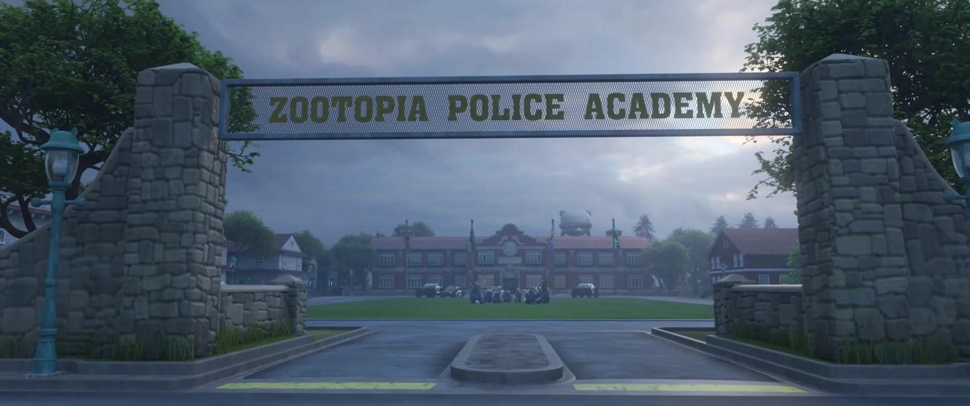 Police Cop Car Live Wallpaper Zootopia Police Academy Disney Wiki Fandom Powered By