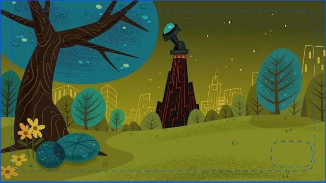 Fusion Fall Wallpaper Hd Mojo Jojo S Observatory Evil Lair Wiki Fandom Powered
