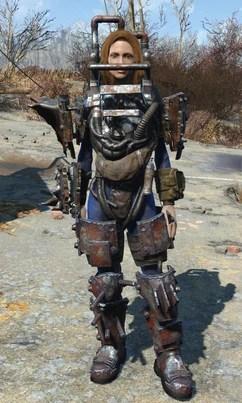 Heavy Raider Armor Fallout