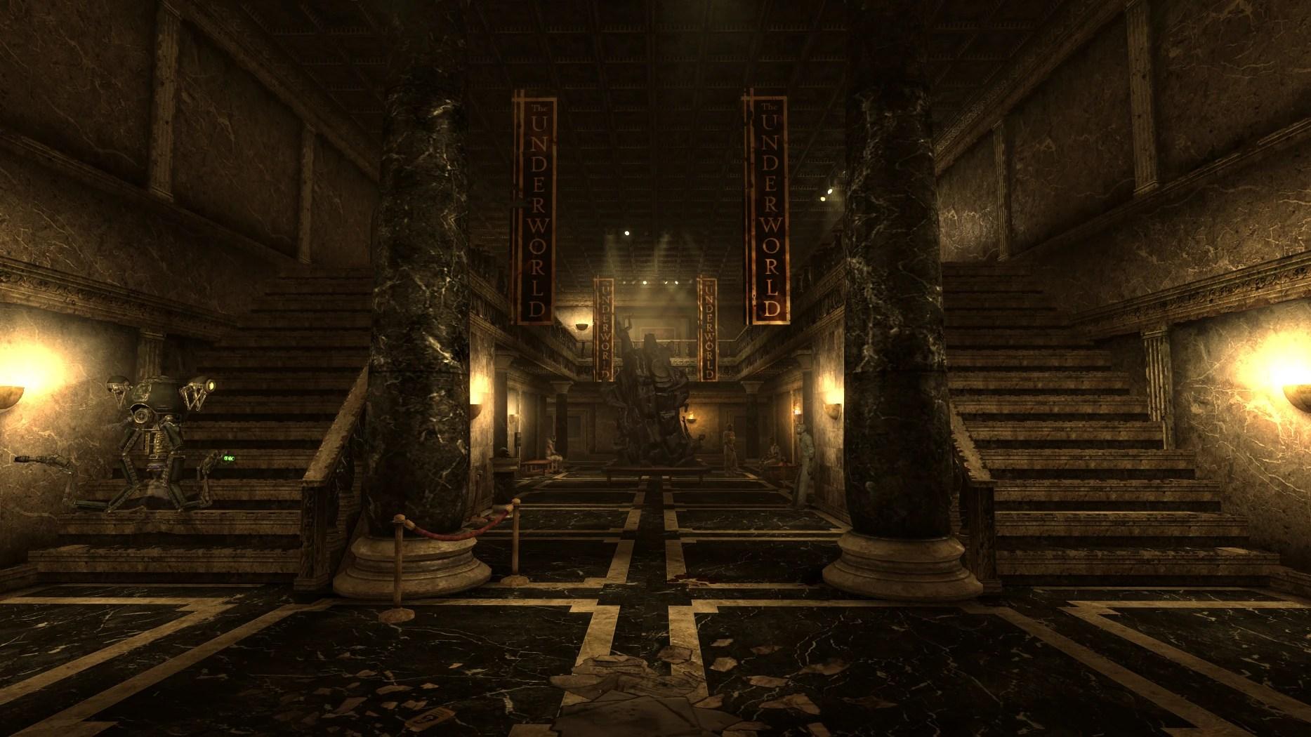 Resistance Fall Of Man Wallpaper Underworld L Abri Fandom Powered By Wikia