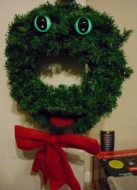 talking christmas decorations