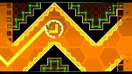 Blast Processing Geometry Dash