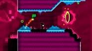 Geometry Dash Level 4 Stage 4 Dry Out Complete