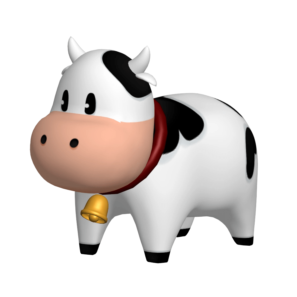 Harvest Moon Animal Parade Wallpaper Cow The Harvest Moon Wiki Fandom Powered By Wikia