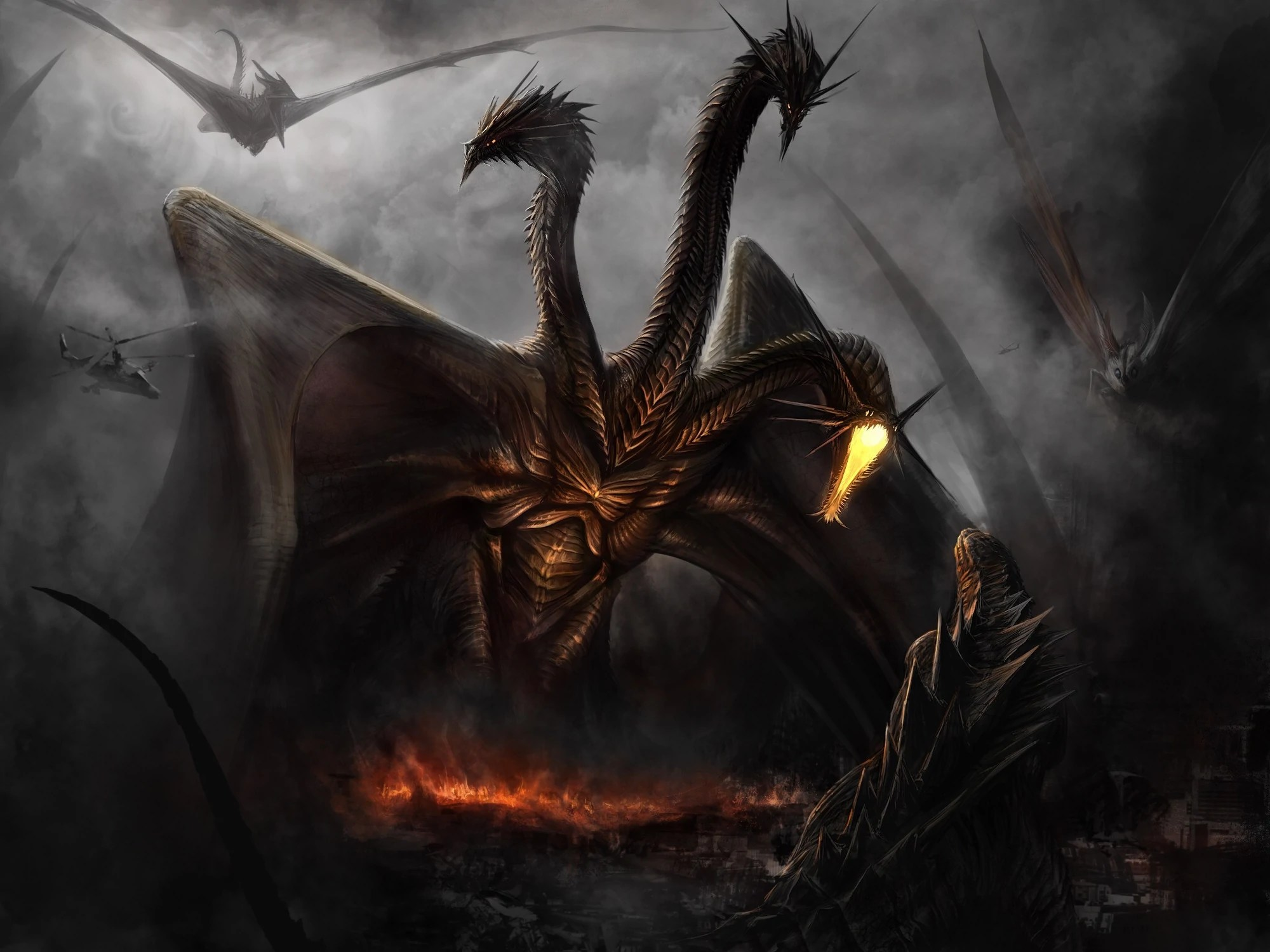 Animated Spider Wallpaper Godzilla King Of The Monsters Idea Wiki Fandom