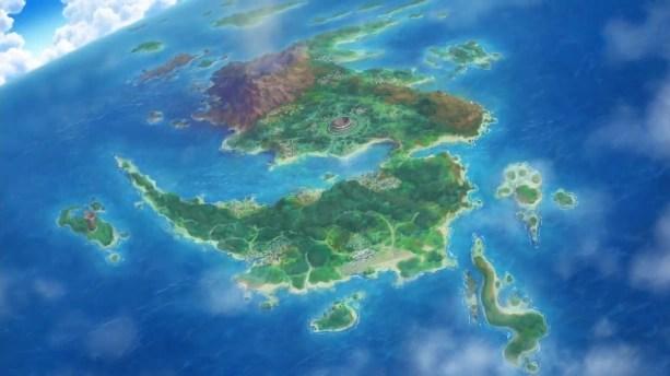 Galaxy Girl Wallpaper Liocott Island Inazuma Eleven Wiki Fandom Powered By Wikia