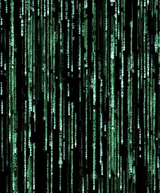 Matrix Falling Code Wallpaper Matrix Code Matrix Wiki Fandom Powered By Wikia