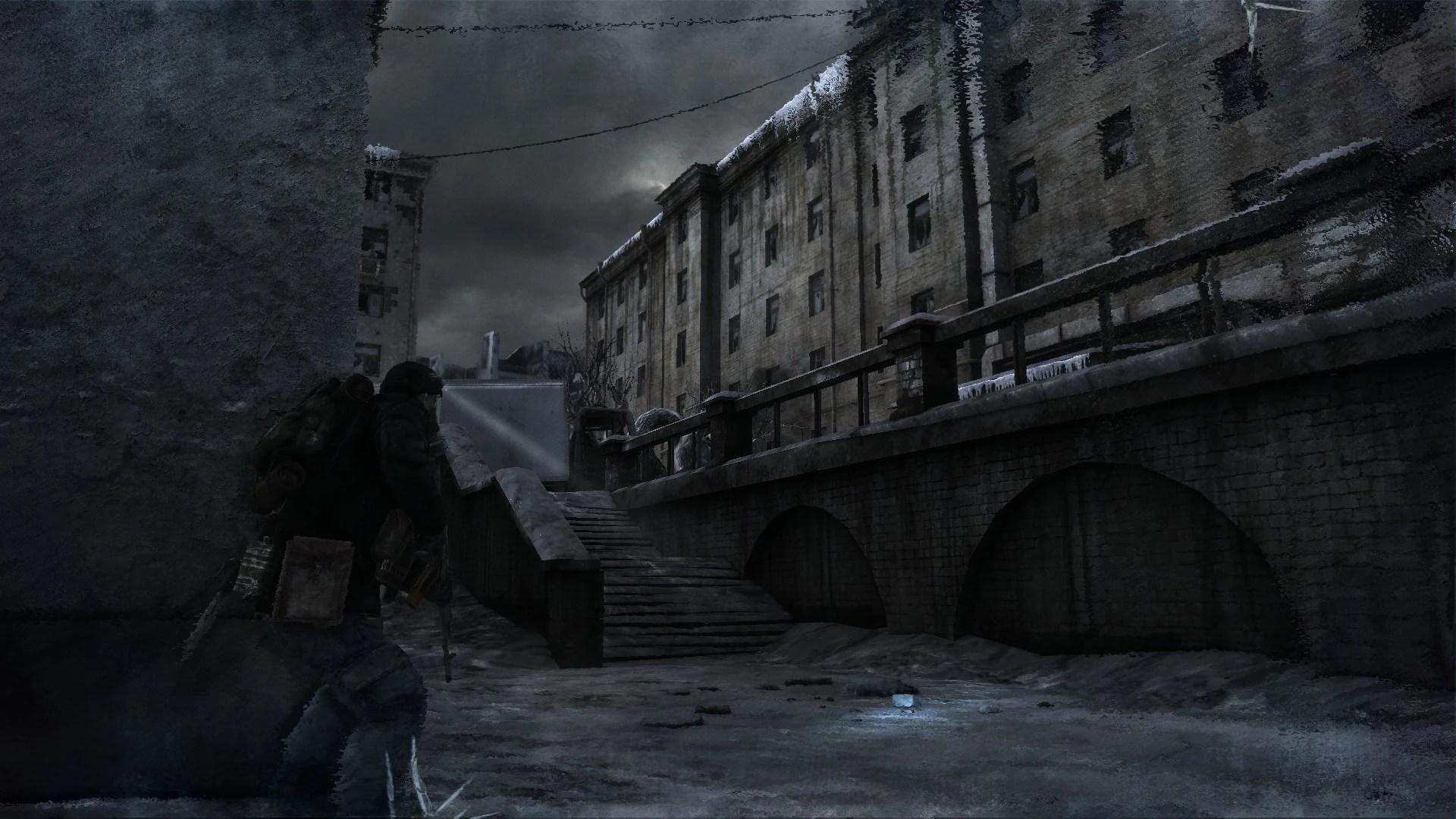 Metro Last Light Wallpaper Hd Dead City 2 Metro Wiki Fandom Powered By Wikia
