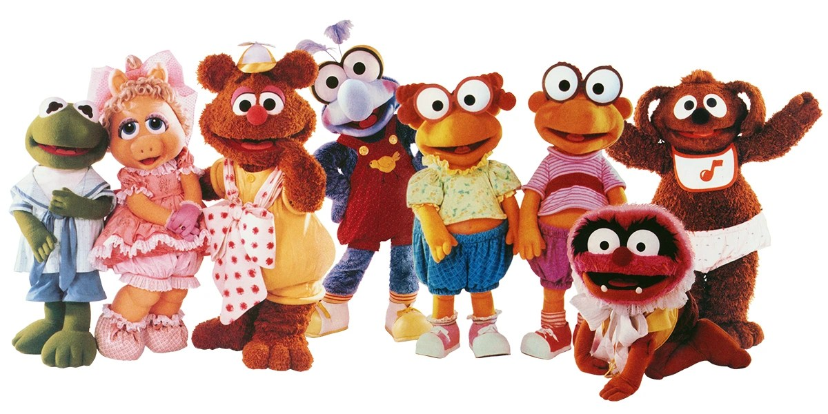 muppets baby toys