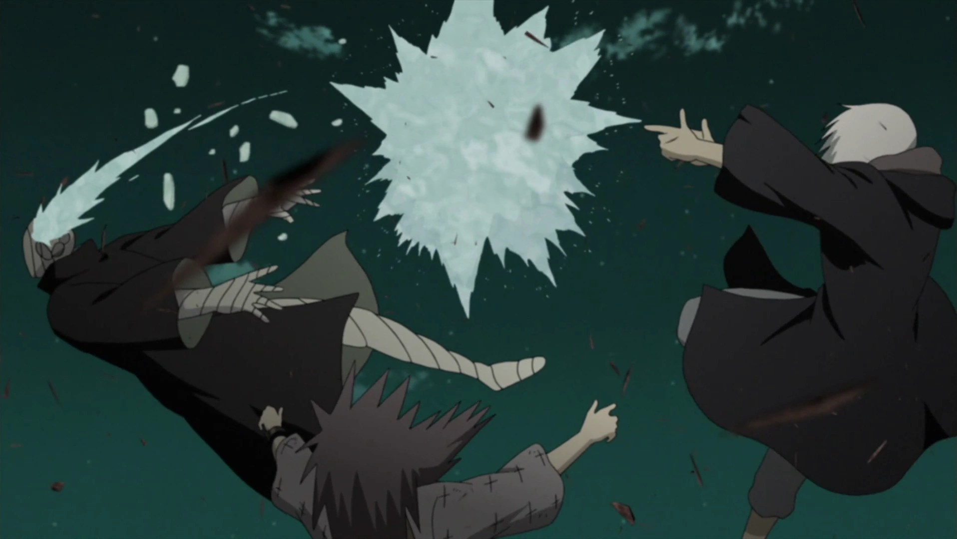Saw Movie Wallpaper Quotes Water Gun Two Guns Narutopedia Fandom Powered By Wikia
