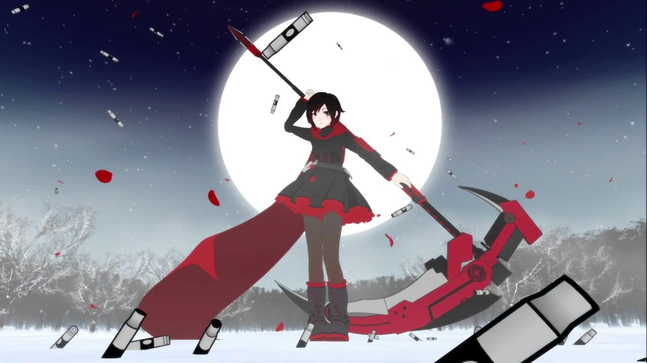 Lone Wolf Wallpaper Quote Quot Red Quot Trailer Rwby Wiki Fandom Powered By Wikia