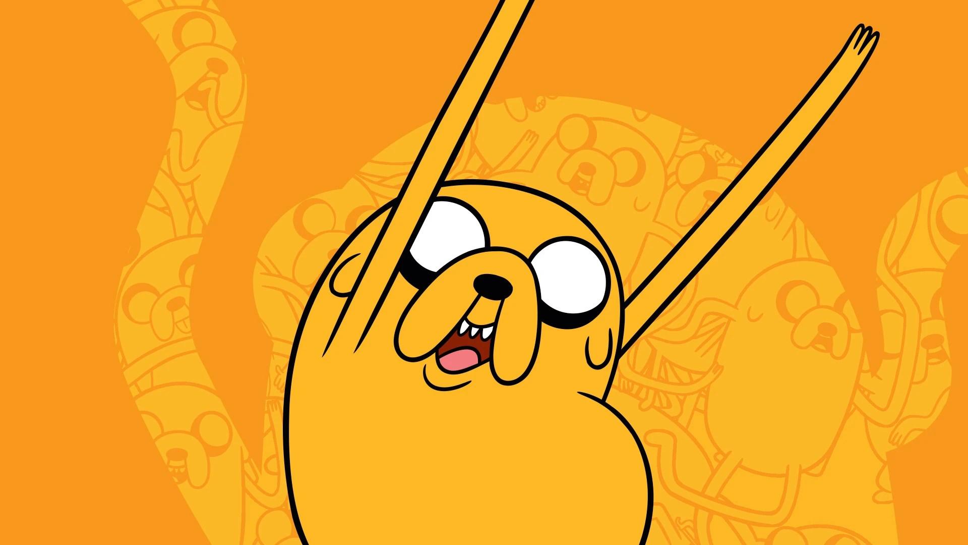 3d P Letter Wallpaper Adventure Time The Secret Of The Nameless Kingdom Jake