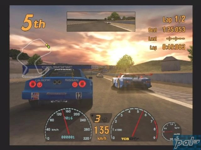 Gran Turismo 3: A-Spec (PS2) | Classic Game Room Wiki | FANDOM powered by Wikia