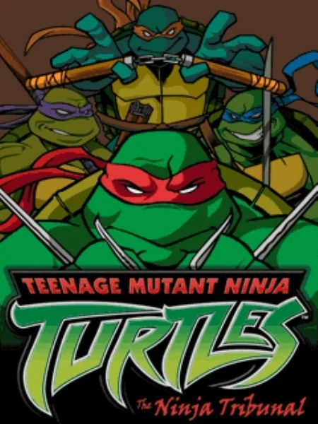 The Fall Tv Series Wallpaper Teenage Mutant Ninja Turtles The Ninja Tribunal