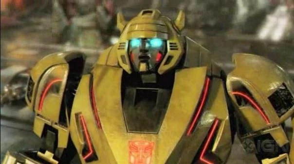 Transformers Fall Of Cybertron 4k Wallpaper Image Wfc Bumblebee Game Closeup Jpg Teletraan I The