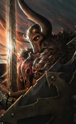Awesome Wallpapers Girl Sniper Archaon Warhammer Wiki Fandom Powered By Wikia