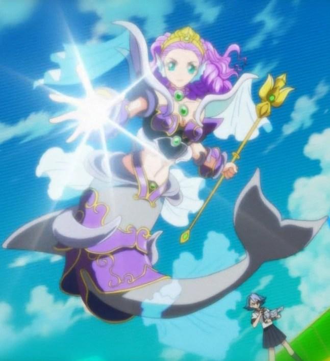 Archery Wallpaper Hd Mermail Abysstrite Anime Yu Gi Oh Fandom Powered By
