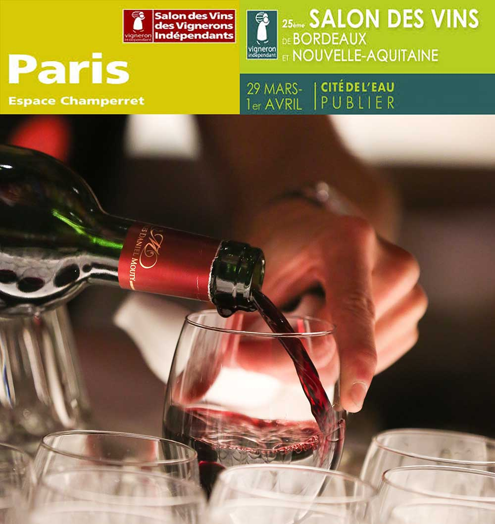 Salon Du Vin Lyon Vignobles Mouty