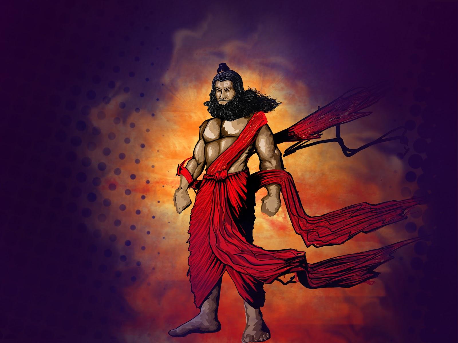 Shiva Chillum Hd Wallpaper Parshuram The Sixth Avatar Of Vishnu Journal Edge