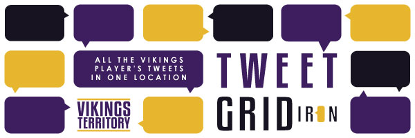 Vikings Territory Tweet GRIDiron