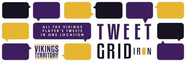 Vikings Territory Tweet GRIDiron