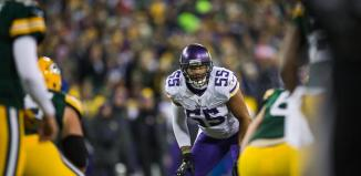 Anthony Barr and Teddy Bridgewater to the 2016 Pro Bowl
