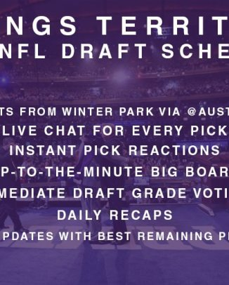 2016 NFL Draft Schedule