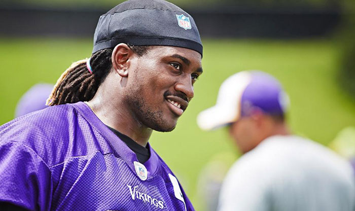 Cordarrelle Patterson to contribute