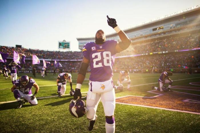 Vikings Win a Super Bowl