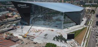 new stadiums