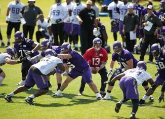 Depth Takes a Hit for Vikings