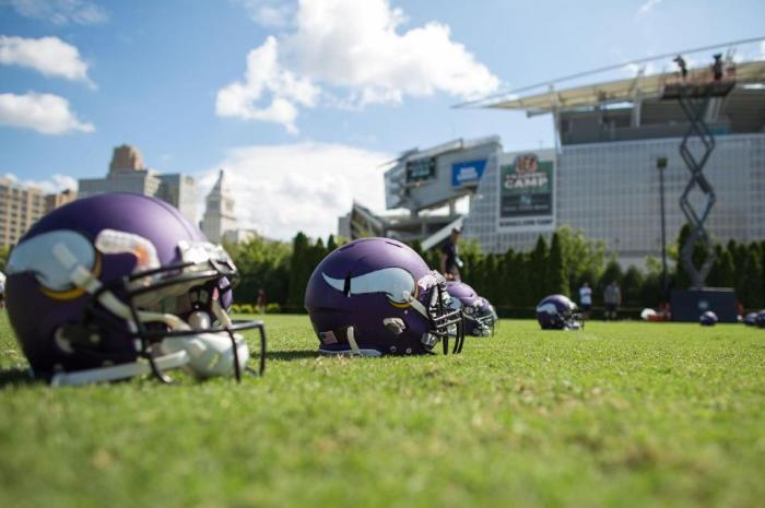 Vikings Inactives: Plenty of Rest Against Cincinnati