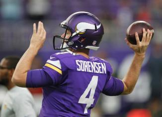 Vikings Begin Final Cut to 53 Players