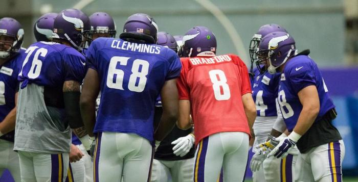 A Prescription for the Vikings Offensive Line