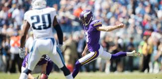 Gauging Confidence in Vikings K Blair Walsh