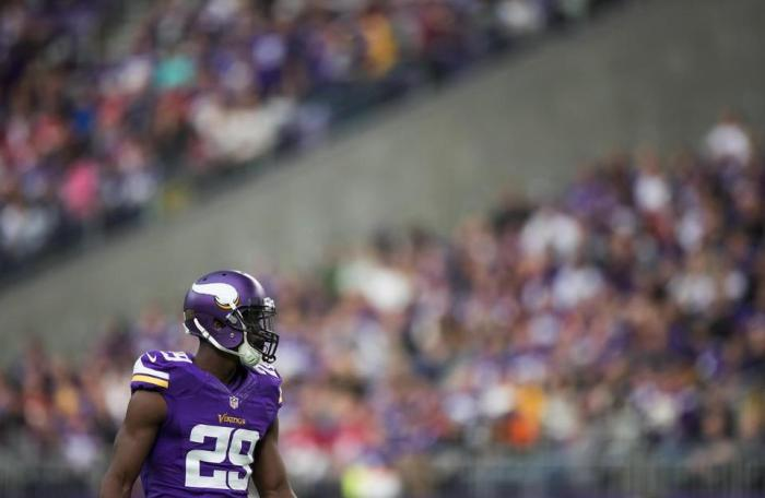 Xavier Rhodes Named NFC Defensive Player of the Week