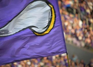 Classic Minnesota Vikings Football