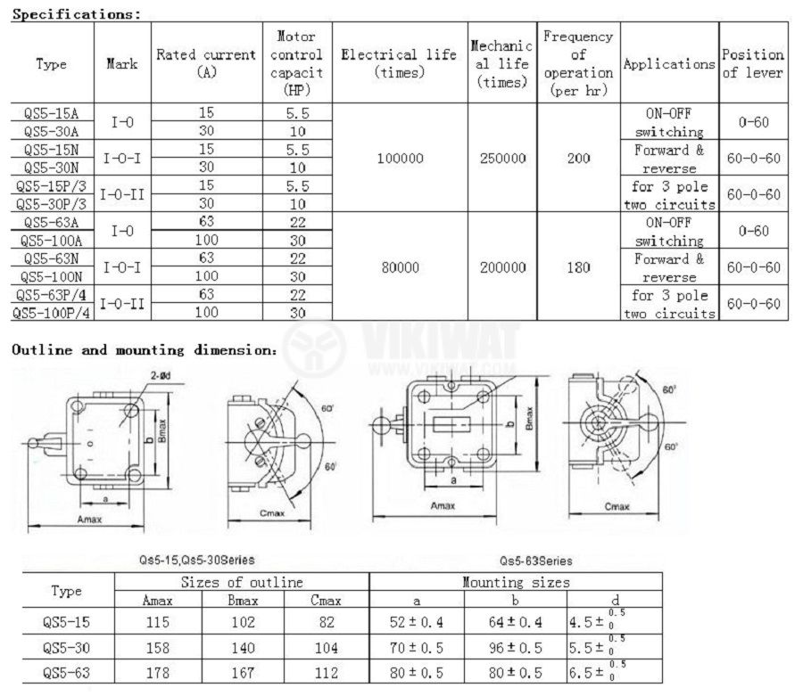 abb onv30pb rotary switch wiring diagram