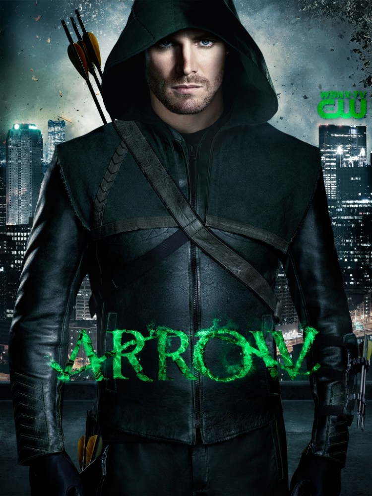 Arrow TV Series 2012 