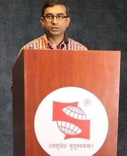 Sudeep Bhalla, Vice President, Corporate Communication & Corporate Responsibility -  Vodafone India Ltd