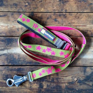 Ruffwear Flat Out Leash Wildflower