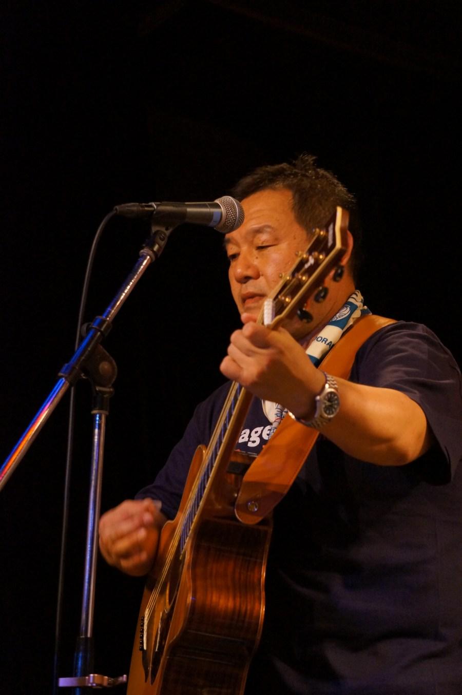 guitar&chorus : akkun