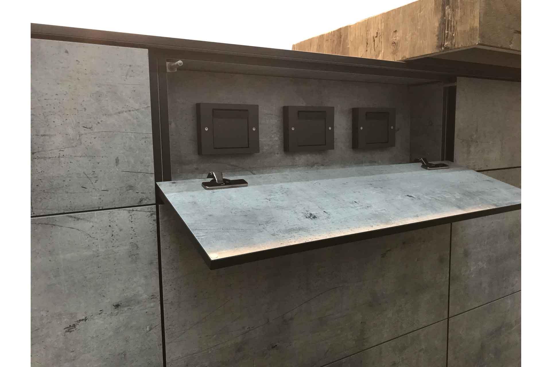 Outdoorküche Zubehör Hamburg : Materialien outdoor küche outdoorküche grilltische stehen in den