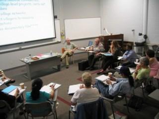 Community Mobilization Training