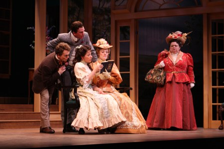 The Importance Of Being Earnest Costumes