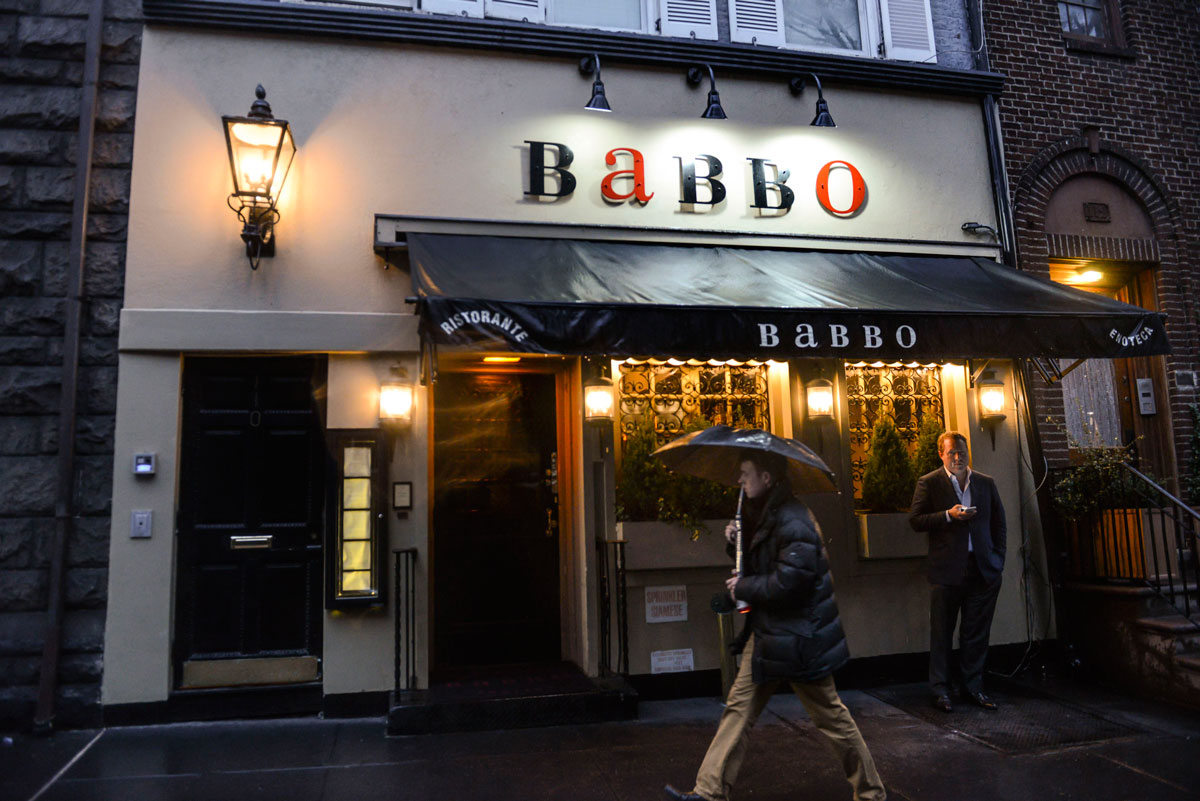 Babbo In The Bardo Life After Mario At A Village Landmark The Village Voice