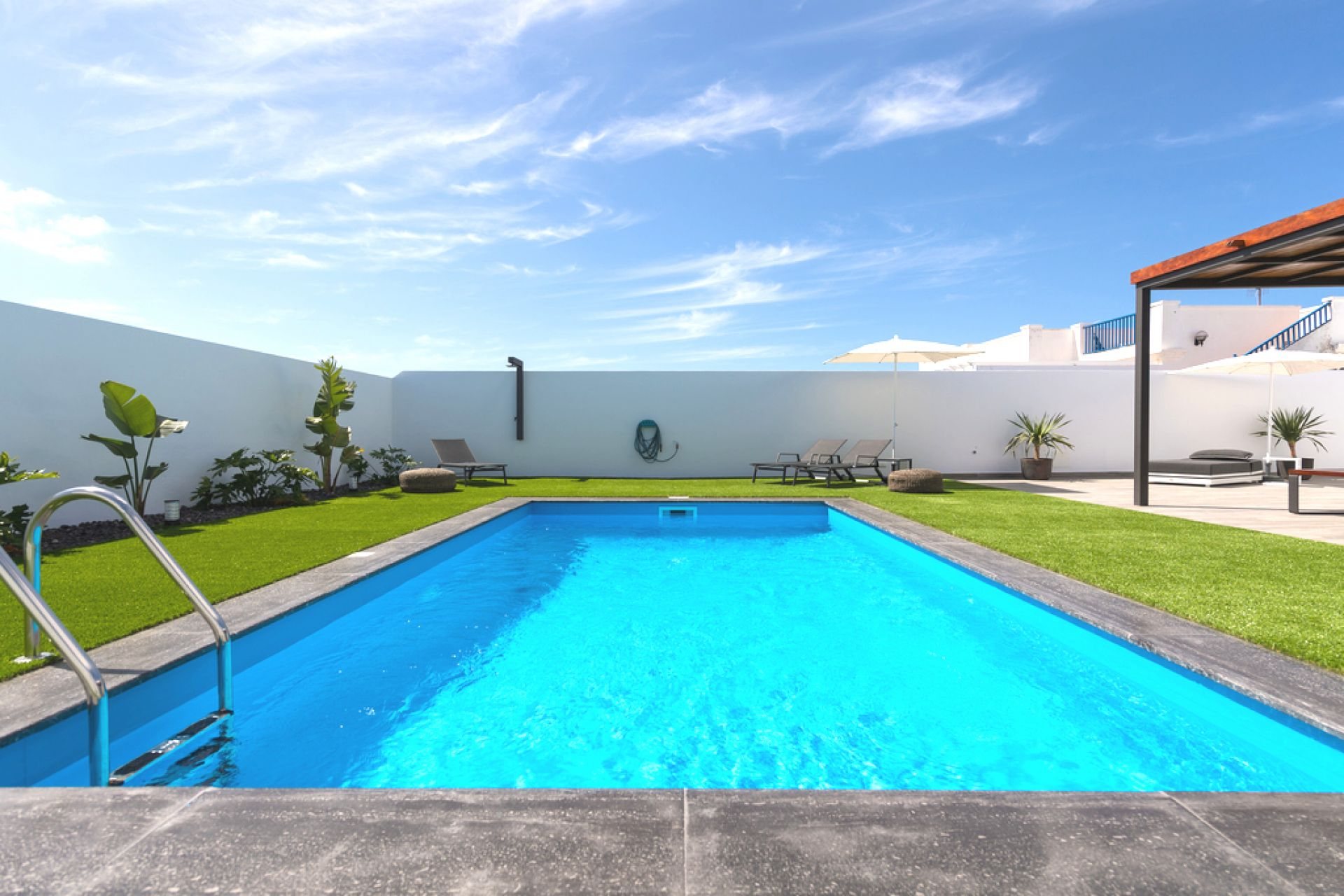 Ferienhaus Mit Pool Lanzarote Mt Villa Mit Privatem Pool In Playa Blanca Lanzarote